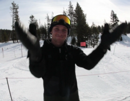 A Day Snowboarding with Ben Ferguson