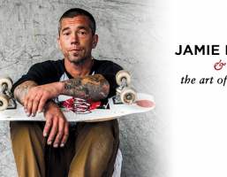 Jamie Lynn and The Art of Living by Snowboard Magazine