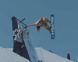 Red Bull Double Pipe 2015
