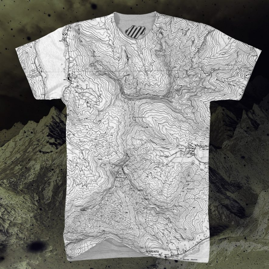 snowrev-topography-map-shirt
